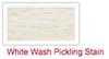White-Wash Stain