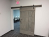 Boardroom Door Open