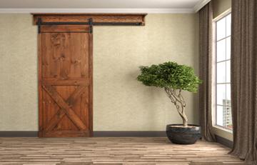 Picture of Shelf Architectural Wall Board Clear Coat Finish oak