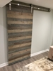 Picture of Custom Order Horizontal Narrow Width  Plank Barn Door