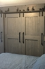 Picture of Custom Order Bypass Closet Barn Door Systems