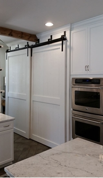 Picture of Custom Order Pantry Barn Doors