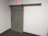 Basement Barn Door
