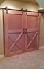 Picture of Custom Barn Doors For Closets