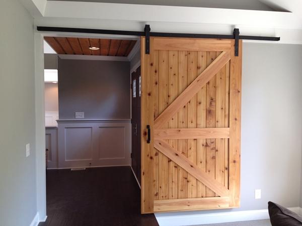 Picture of Custom Order K-Door Pine Door