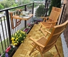 Picture of STOCKHOLM 5-Position Deck Chair (One-Pack) by  Interbuild
