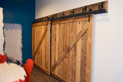 Picture for category Custom Barn Doors