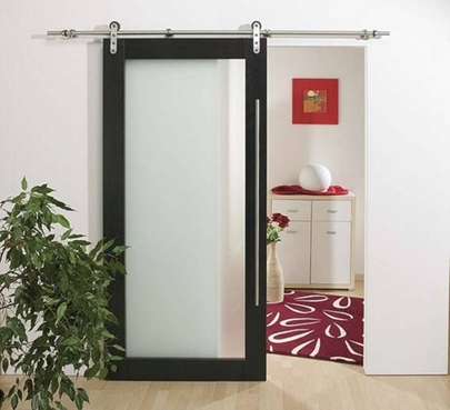 Picture for category Glass Barn Doors
