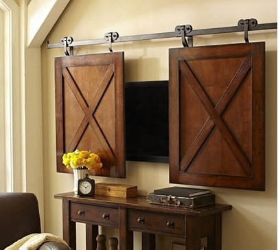 Picture for category Mini Barn Doors
