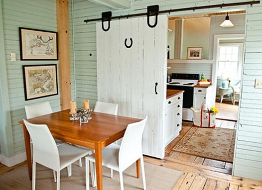 Double Sliding Barn Doors Are A Beautiful Alternative To Regular Barn Doors.